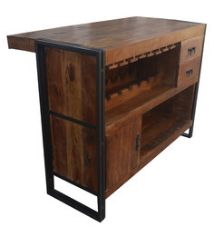 Industrial Bar Counter