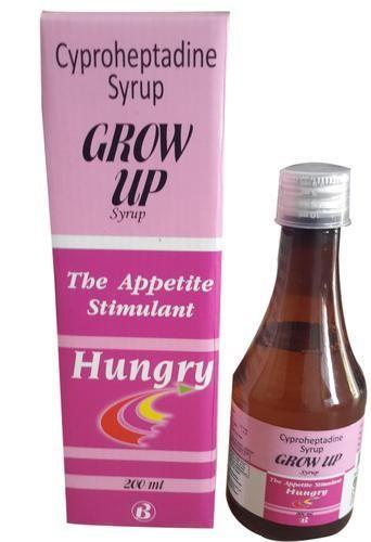 Cyproheptadine Hydrochloride Syrup