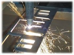 Heavy Plate Cutting Services