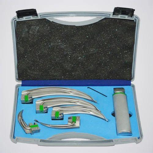 Fiber Optic Laryngoscope (Adult)