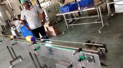 Slat Band Conveyor System