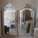 Vertical Venetian Mirror