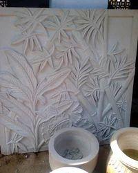 Mint Sandstone Carving