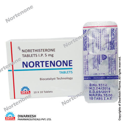 Tablet norethisterone