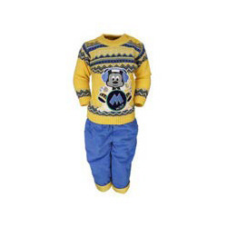 Kids Knitted Garments