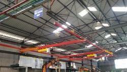 Lightweight Crane System