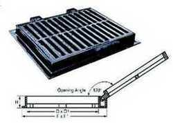 Ductile Iron Grating With Frame