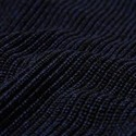 Knit Indigo Denim Flat Knit Fabrics