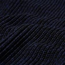 Knit Indigo Denim Flat Knit Fabrics