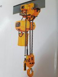 Motorized Trolley Electrical Hoist
