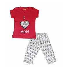 Girls Set with Capris