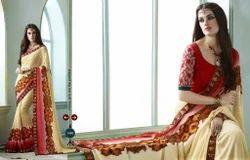 Fancy Designer Jolly Saree