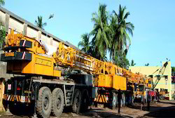 All Types Of Cranes  50MT,100MT,200MT,300MT,400MT & 500MT
