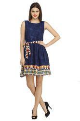Simple Printed Dress