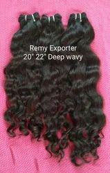 Raw Unprocessed Natural Human Hair