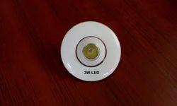 3W Round LED Spotlight
