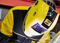 Esab Warriortech 9-13 Helmet - Autodarkening Helmet