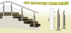 Stainless Steel Baluster Model Handrail