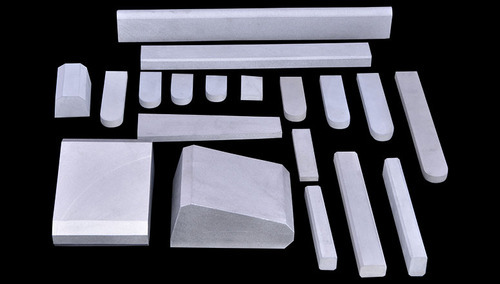 Tungsten Carbide Flat For Stone Crushing Application