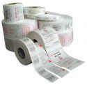 Pre-Printed Self Adhesive Labels