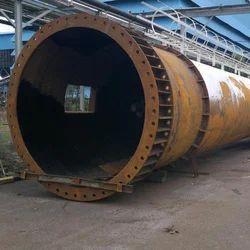 Industrial Metal Chimney