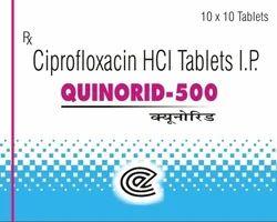 Ciprofloxa 500mg Tablet