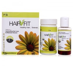 Hair Oil and Capsules