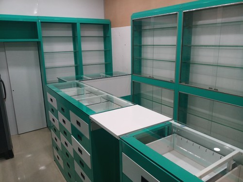 medical store furniture medical store displays manufacturer  navi mumbai