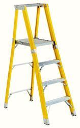 FRP Self Supported Platform Ladders