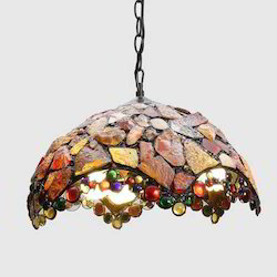 Tiffany Dragonfly Empress Pendant Lamp
