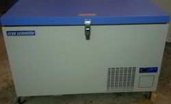Chest Type Ultra Freezer