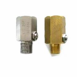 Brass Pulsation Dampeners