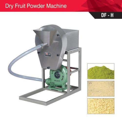 Dry Fruit Powder Machine
