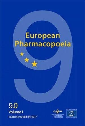 The European Pharmacopoeia 9.0