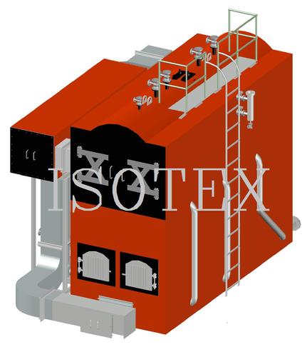 Ecobloc CS Steam Plant