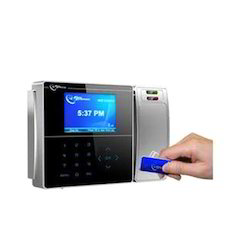 Swipe Card Based Standalone Time Recording System