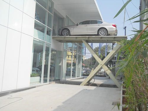 Hydraulic Scissors Car Lift