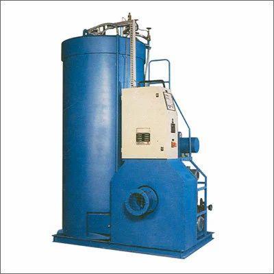 Twin Furnace Steam Boilers - Cashew Nut Boiler Exporter from Bahadurgarh