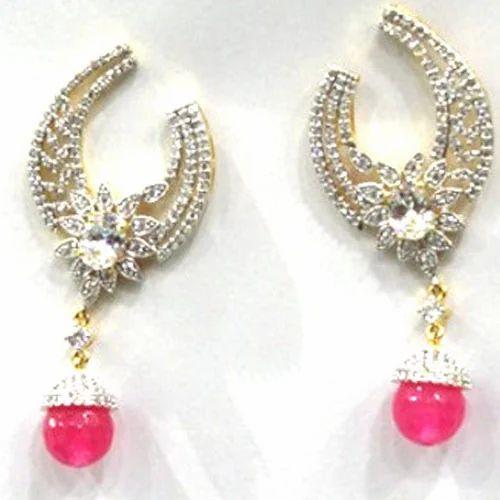 American Diamond Earring