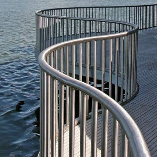 Stainless Steel Railings - Stainless Steel Railing Exporter from ...