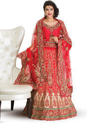 Embroidered Lehenga for Wedding
