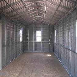 Fabricated Shed