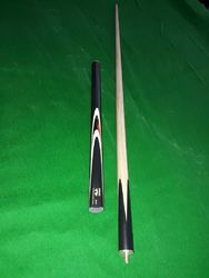 Bridge Black 3/4 Cue