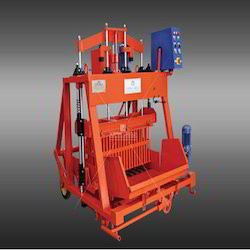 Global 1060-G  Concrete Block Making Machine
