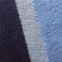 Knit Indigo Denim French Terry Fabric