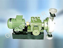 Hydraulic Diaphragm Chemical Metering Pump