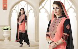 Partywear Bollywood Style Patiala Suit