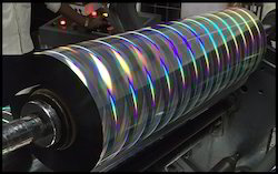 Multi Laser Rainbow Pillar Holographic Films