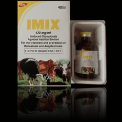 Imidocarb Injection120 Mg/ Ml