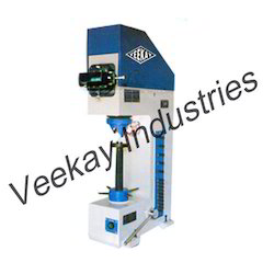 Vickers Cum Brinell Hardness Tester